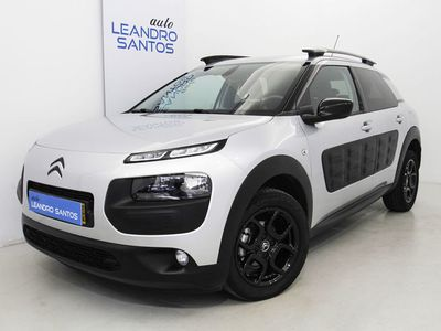usado Citroën C4 Cactus 1.6 BlueHDi 100 Feel