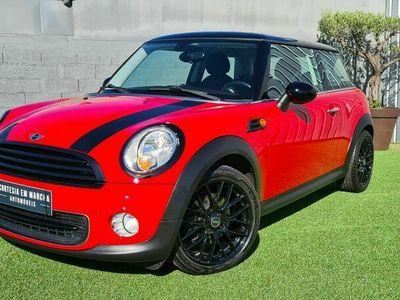 usado Mini Cooper D Chili Red