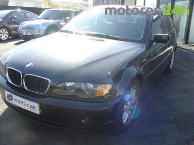 usado BMW 320 d (SELO ANTIGO)