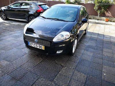 brugt Fiat Grande Punto 1.3 JTD Sport
