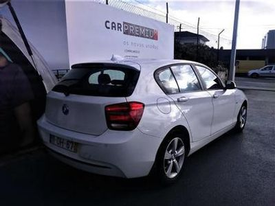 usado BMW 116 d EDynamics Line Sport