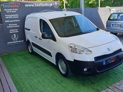 usado Peugeot Partner business edition HDi