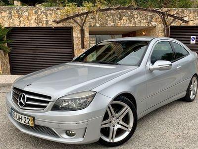 usado Mercedes CLC220 CDI SPORTPACKET