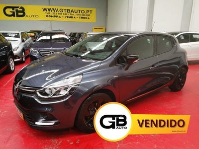 usado Renault Clio TCE 90cv limited