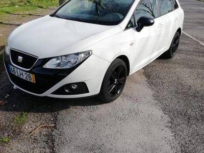 gebraucht Seat Ibiza ST 1.6 tdi 90 cv
