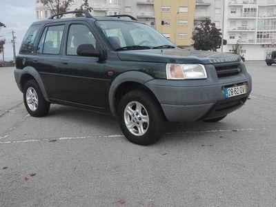 usado Land Rover Freelander Tdi