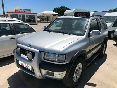 usado Opel Frontera Sport