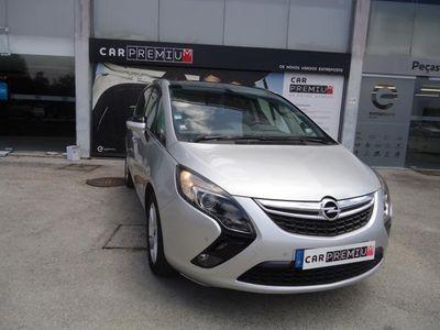 usado Opel Zafira Zafira