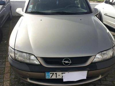 usado Opel Vectra TD