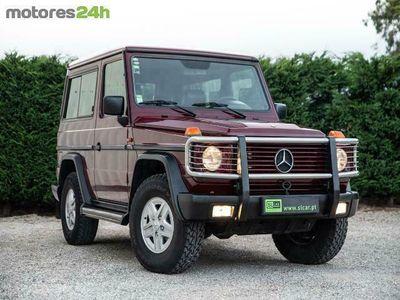 usado Mercedes G300 Classe
