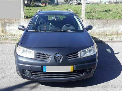usado Renault Mégane Break ---