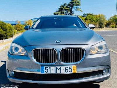 usado BMW 730 730 d Luxury
