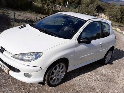 usado Peugeot 206 1.6 HDi 110 Cv