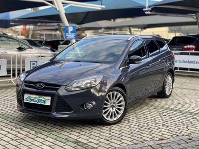 usado Ford Focus SW 1.6 TDCI Titanium