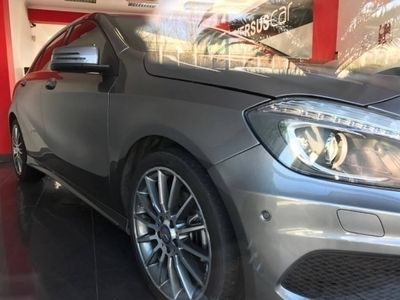 usado Mercedes A180 CDi BE AMG Sport