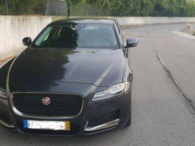 ▷ jaguar xf 2.0 diesel 180 cv (2016)   santa maria da fe   autouncle