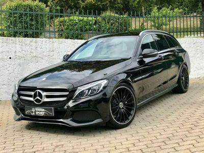 usado Mercedes C220 Avantgarde Auto 9G-Tronic