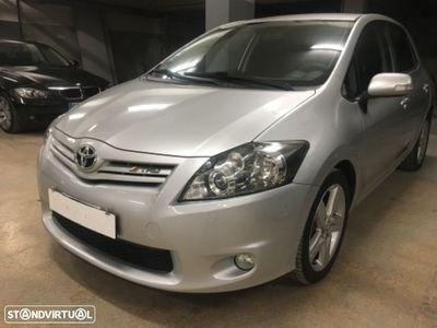 gebraucht Toyota Auris 1.4-4D EXCLUSIVE PACK SPORT