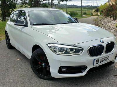 usado BMW 116 D SPORT LINE AUTO