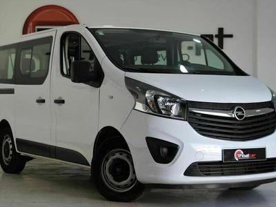 usado Opel Vivaro 1.6 Cdti Bi-Turbo 9 Lugares