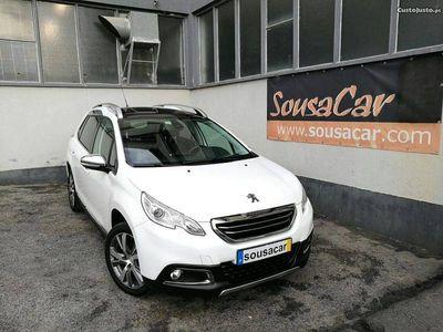 usado Peugeot 2008 1.6 e-HDi Allure -