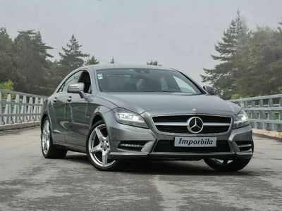 usado Mercedes CLS350 CDi BlueEfficiency
