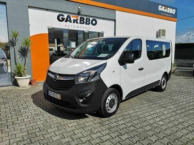 usado Opel Vivaro 9 Lug L2H1 1.6 CDTI Bi-T