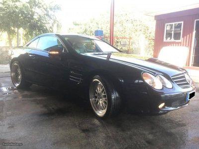 usado Mercedes SL500 v 8