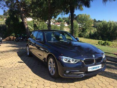 usado BMW 318 Touring Aut. Sport Line 8-G Tronic
