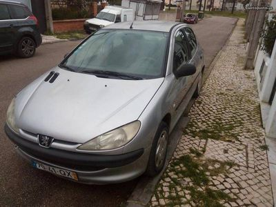 usado Peugeot 206 1.1 xr