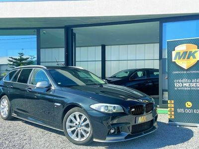 usado BMW 520 D Touring Pack M