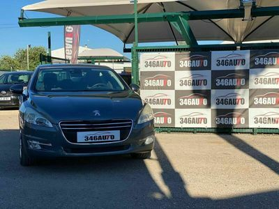 usado Peugeot 508 ---