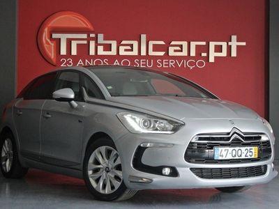 usado Citroën DS5 2.0 HDI HYBRID4 SPORT CHIC