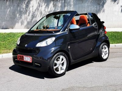 usado Smart ForTwo Cabrio CDI Passion Cábrio