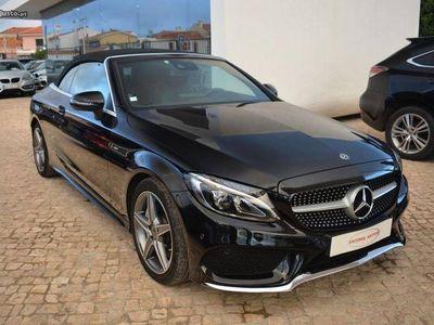 gebraucht Mercedes C250 d Cabriolet