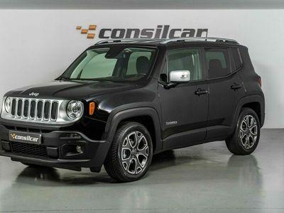 usado Jeep Renegade 1.6M-Jet Automático Limited
