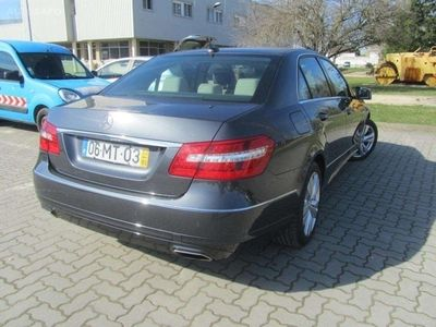 usado Mercedes E250 ClasseCDi Avantgarde BE Auto.
