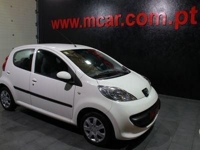 usado Peugeot 107 1.4 HDi Trendy (54cv) (5p)