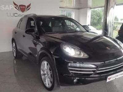 usado Porsche Cayenne CayenneII Platinium Edition (245cv) (5p)