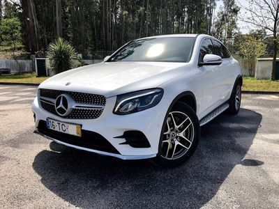 brugt Mercedes 250 GLC CoupeAMG