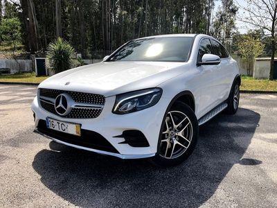 usado Mercedes 250 GLC CoupeAMG