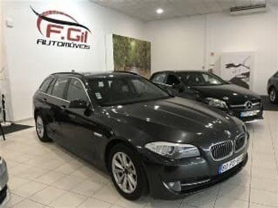 usado BMW 520 Série 5 d EXCLUSIVE AUTO (5P) (184CV)