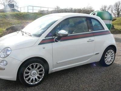 usado Fiat 500 1.2 GUCCI