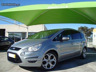 brugt Ford S-MAX 2.0 Tdi Titanium 7L