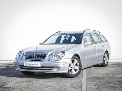 usado Mercedes E270 Wagon Avantgarde