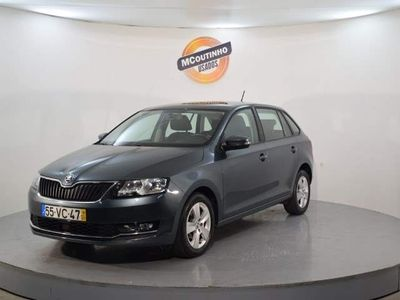 usado Skoda Rapid Spaceback Ambition