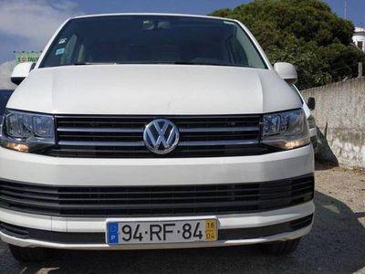usado VW Caravelle 2.0 Tdi 102cv