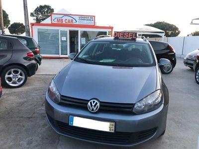 usado VW Golf Variant ---