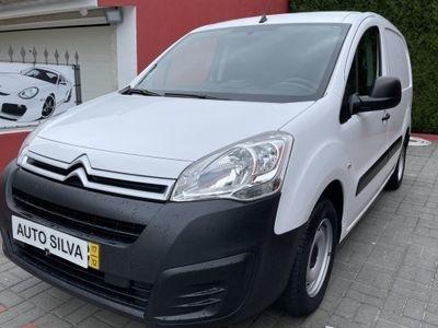 usado Citroën Berlingo 1.6 HDI VAN 3 LUGARES