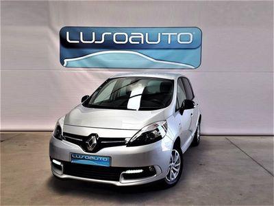 usado Renault Scénic 1.5Dci Limited
